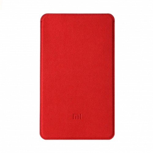 Чехол сумка для Xiaomi Power bank 5000mAh Red ORIGINAL