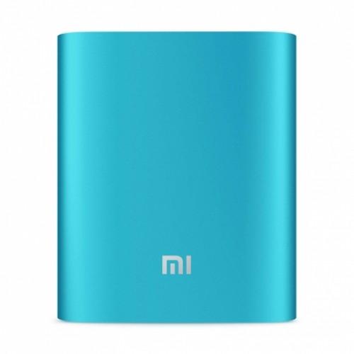 Универсальная батарея Xiaomi Power Bank 10400mAh (NDY-02-AD) Blue ORIGINAL
