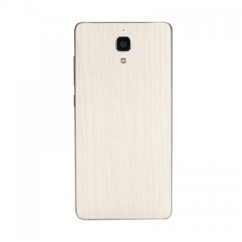 Виниловая наклейка обложка Original Back Cover For Xiaomi Mi4 (Wood White Oak) ORIGINAL