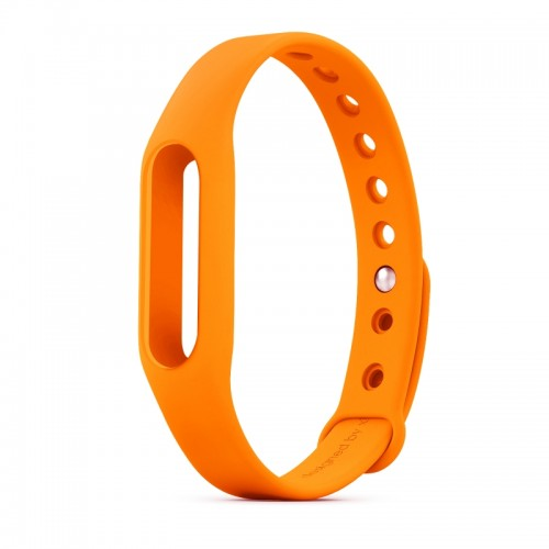 Xiaomi Ремешок для Фитнес-трекера Mi Band (Orange) ORIGINAL