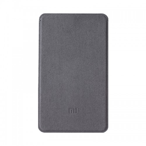 Чехол сумка для Xiaomi Power bank 5000mAh Gray ORIGINAL