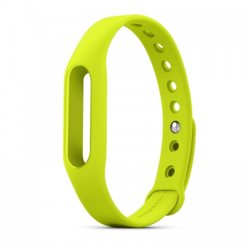 Xiaomi Ремешок для Фитнес-трекера Mi Band (Green) ORIGINAL