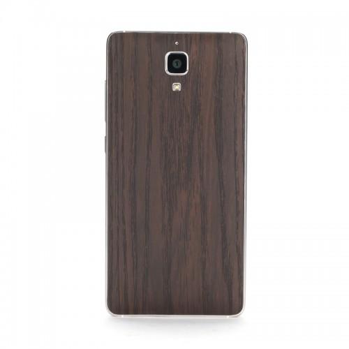 Виниловая наклейка обложка Original Back Cover For Xiaomi Mi4 (Wood Mahogany) ORIGINAL