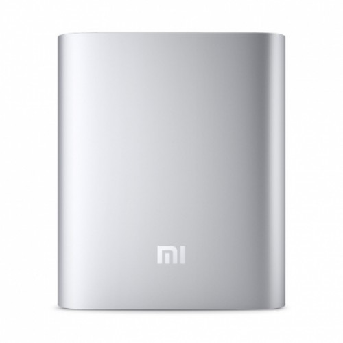 Универсальная батарея Xiaomi Mi power bank 10000mAh Silver ORIGINAL