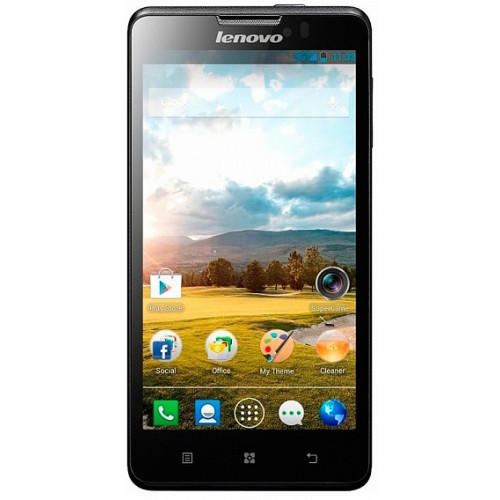 Lenovo IdeaPhone P780 Black