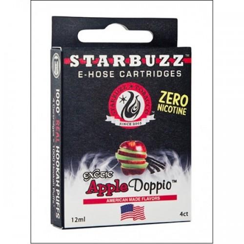 """Картриджи STARBUZZ """"APPLE DOPPIO"""" (Двойное яблоко)"""