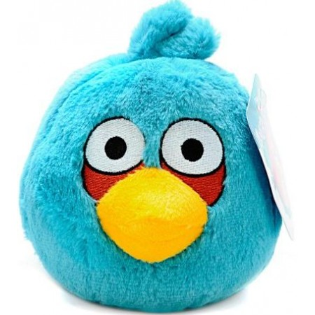 Angry Bird Blue