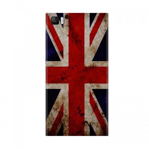 Виниловая наклейка Xiaomi Back Cover for Mi3 (UK) ORIGINAL