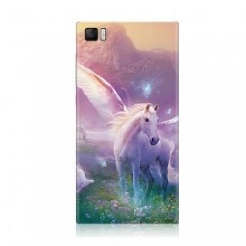 Виниловая наклейка Xiaomi Back Cover for Mi3 (Fantasy) ORIGINAL