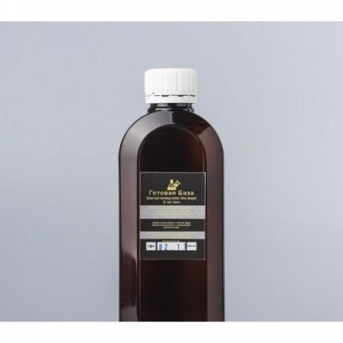 """База без никотина """"Gold Standart"""" (0 мг) - 250 мл"""