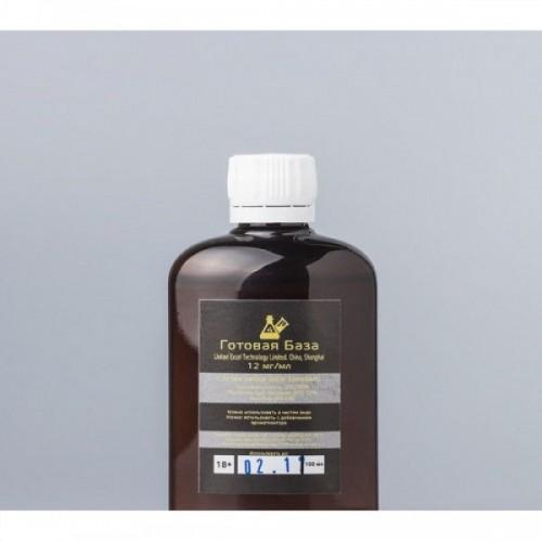 "Никотиновая база ""Gold Standart"" (12 мг) - 100 мл"