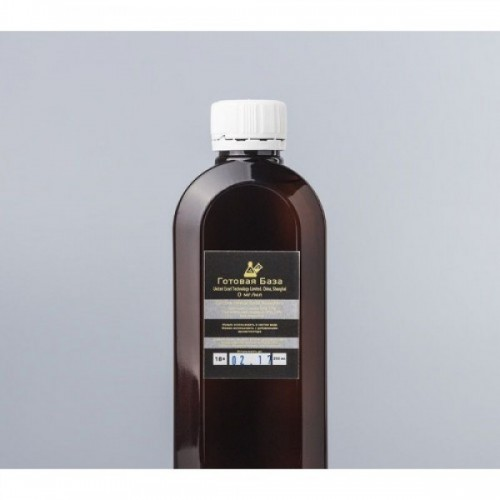 "Никотиновая база ""Gold Standart"" (12 мг) - 250 мл"