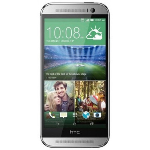HTC One (M8) Glacial Silver UA UCRF