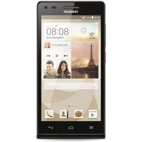 HUAWEI Ascend P7 Mini Black