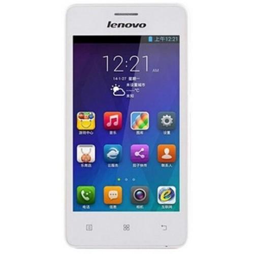 Lenovo A355e CDMA GSM White