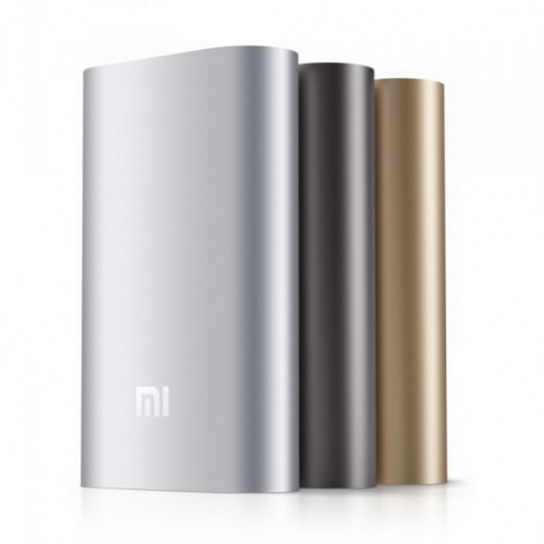 Универсальная батарея Xiaomi Power Bank 5200 mAh (NDY-02-AH) Silver ORIGINAL