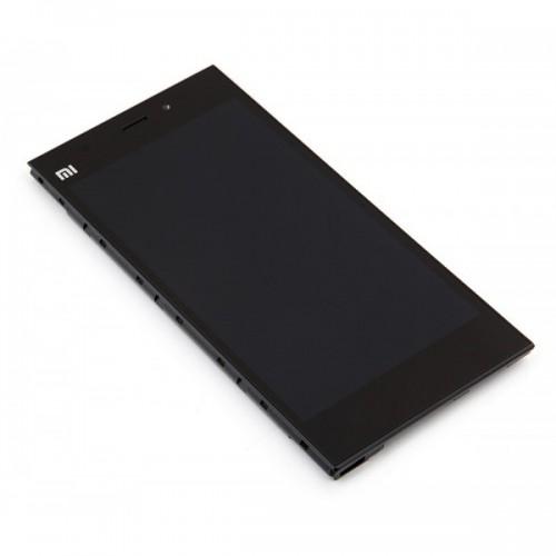 Touch panel + Display для смартфонов Mi3 Black