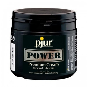 ЛУБРИКАНТ PJUR POWER PREMIUM CREAM 500 ML