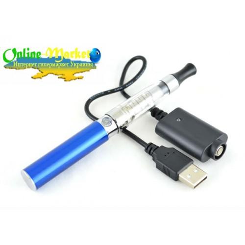 Электронная сигарета eGo Turbo CE-5 650 mAh blue