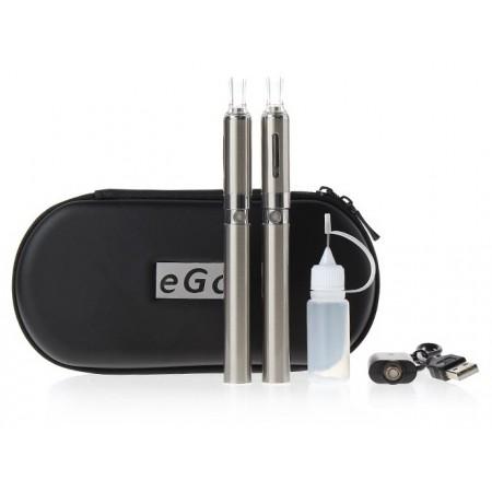Электронная сигарета eGo-eVod 1300 mAh Steel