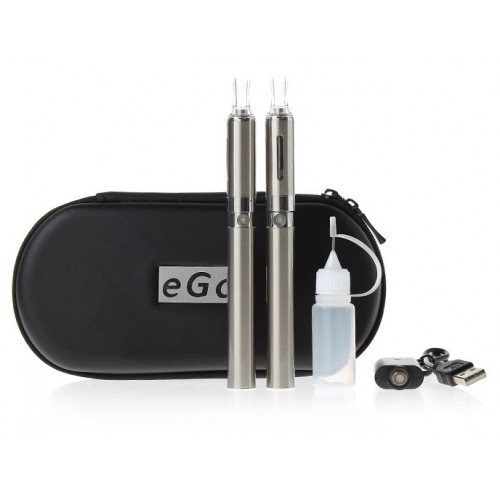 Электронная сигарета eGo-eVod 1100 mAh Steel