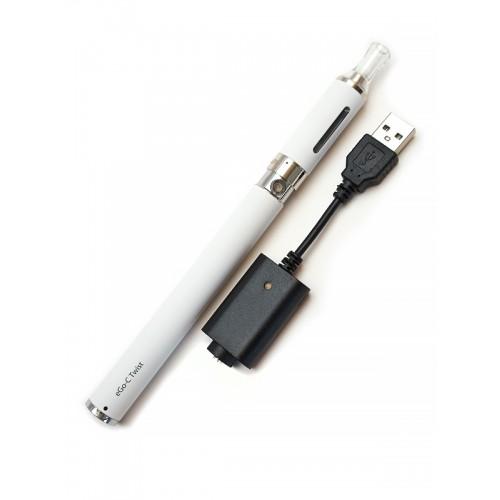 Электронная сигарета eGo-C Twist MT3 1100 mAh Black