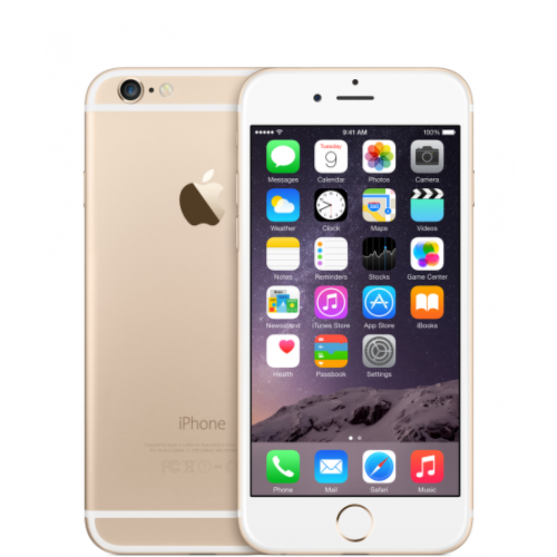 iPhone 6 plus Gold (128gb)