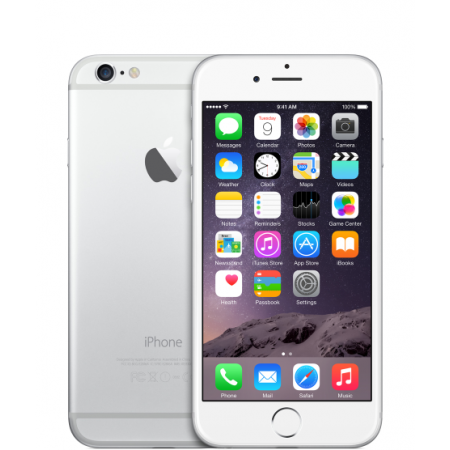 iPhone 6 plus Silver (128gb)