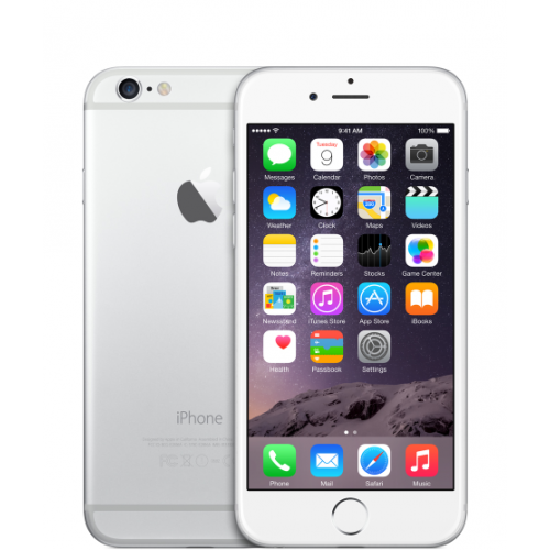 iPhone 6 plus Silver (64gb)