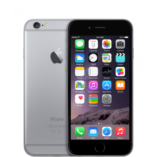 iPhone 6 plus Space Gray (128gb)