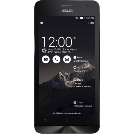 ASUS Zen Fone 6 (Charcoal Black) 16Gb
