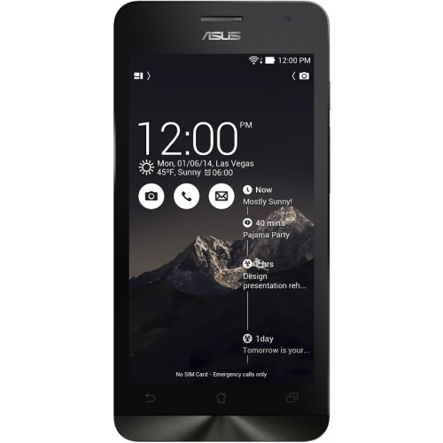 ASUS Zen Fone 5 (Charcoal Black) 16Gb