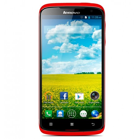 Lenovo IdeaPhone S820 Red