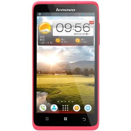 Lenovo A656 Pink