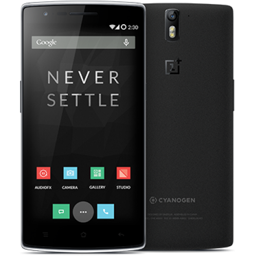 OnePlus One (16 Gb) Sandstone Black