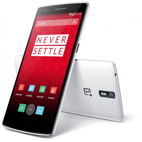 OnePlus One (16 Gb) Silk White