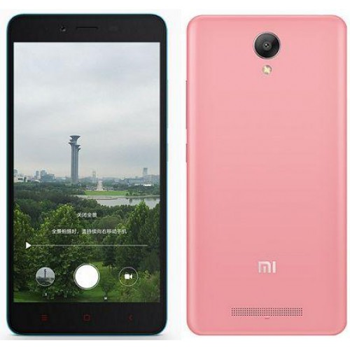 Смартфон Xiaomi Redmi Note 2 Pink 2-32Gb