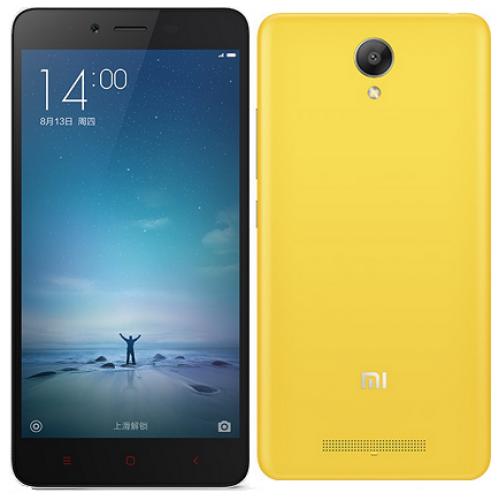 Смартфон Xiaomi Redmi Note 2 Yellow 2-32Gb