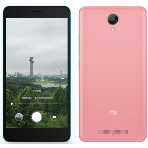 Смартфон Xiaomi Redmi Note 2 Pink 16Gb