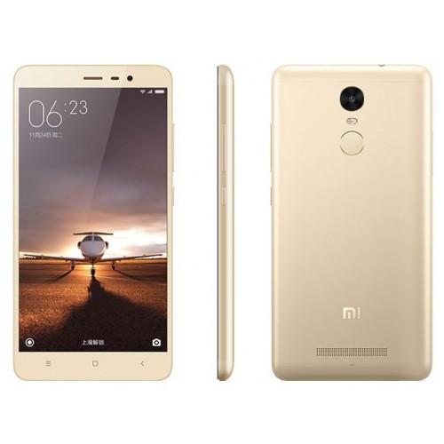 Xiaomi Redmi Note 3 Gold 3-32 Gb