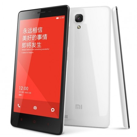 Xiaomi Redmi Note 4G White