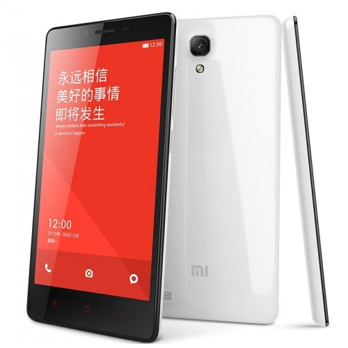 Xiaomi Redmi Note 4G (2 sim)  White
