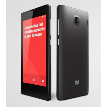 Xiaomi Redmi Note Black