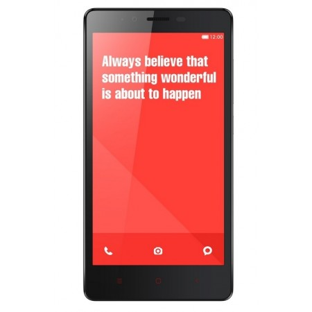 Xiaomi Redmi Note Red