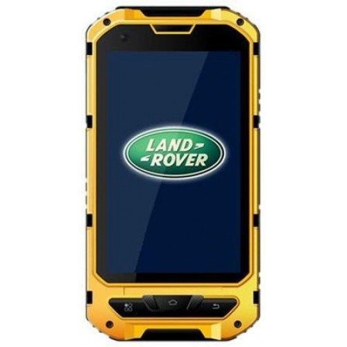 Land Rover A8 Yellow