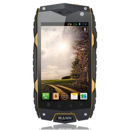 Mann ZUG3 / A8 Black